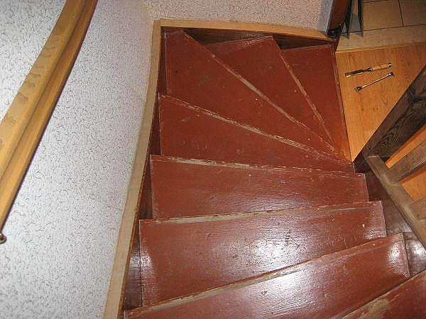 renovierung und erneuerung von treppen verschiedene materialien und formen parkett sch fer. Black Bedroom Furniture Sets. Home Design Ideas