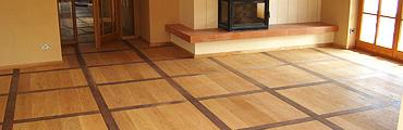 Holzböden - Parkettboden als Landhausdielen, Massivholzböden und Mehrschichtparkett