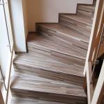 Treppenrenovierung durch Parkett Schäfer in Sohland, Oberlausitz
